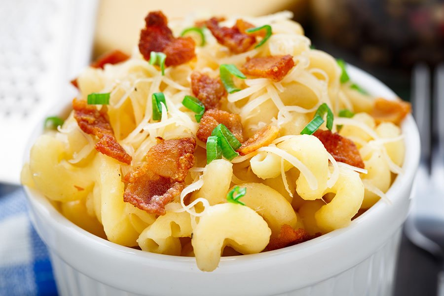 super bowl party catering | mac n cheese
