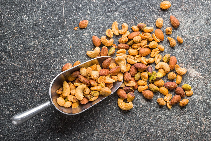 miami super bowl party catering | spiced nuts recipe