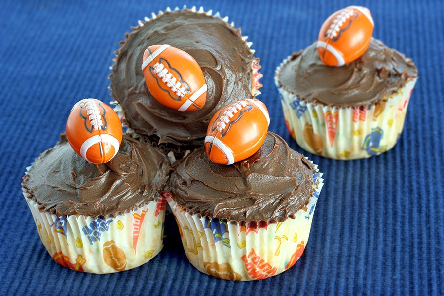 miami super bowl party catering | cupcakes