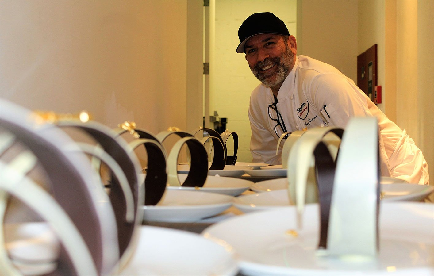 Eggwhites Catering 25th Anniversary | Chef Gary Lampner | top South Florida caterer